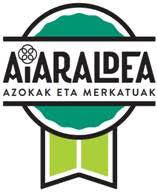 Aiaraldea Azokak eta Merkatuaka logo