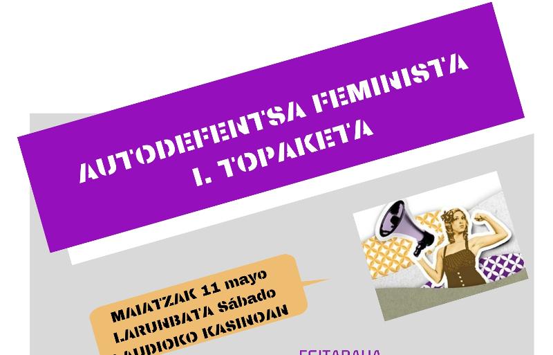 1 encuentro autodefensa feministra - cuadrilla de ayala
